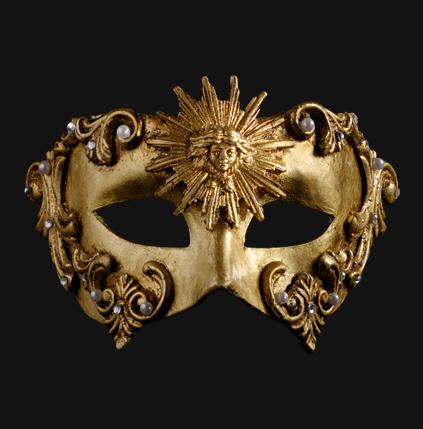 Carta Alta Venetian Masks - Barocco Masks for your Masquerade Ball ...