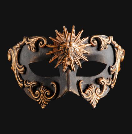 Carta Alta Maschere Veneziane - Barocco Masks per il Vostro Ballo ...